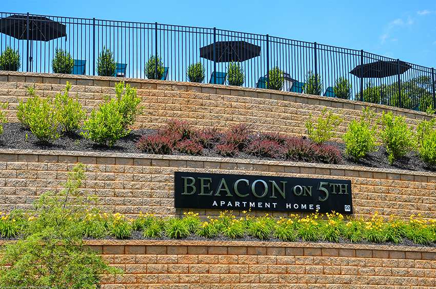 Beacon on 5th is located near UVA campus and hospital
