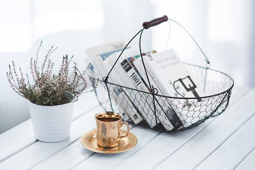 making your apartment feel like home