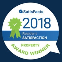 Beacon on 5th Apartments in Charlottesville is a SatisFacts Property Award Winner in 2018.