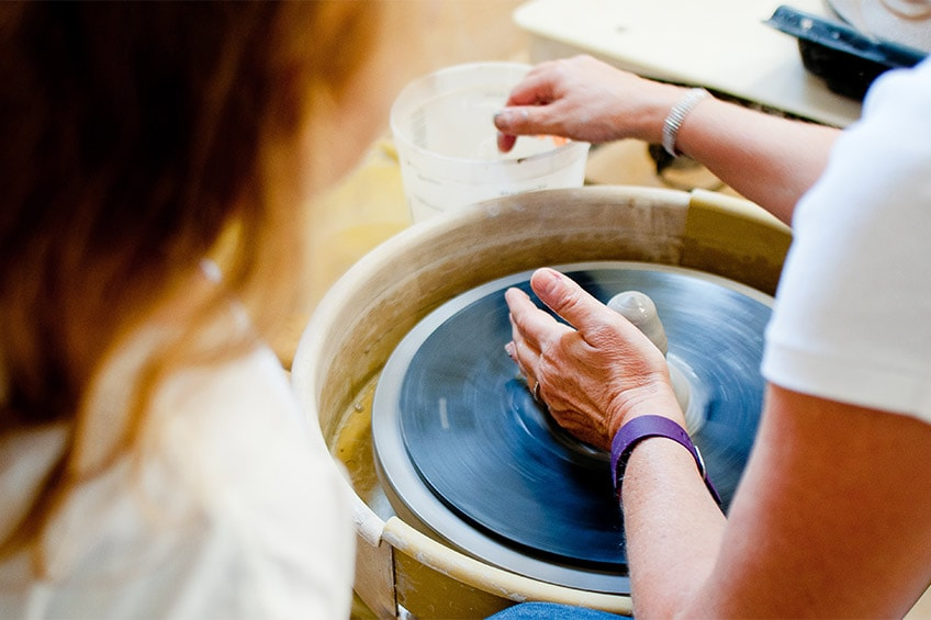 pottery classes in charlottesville
