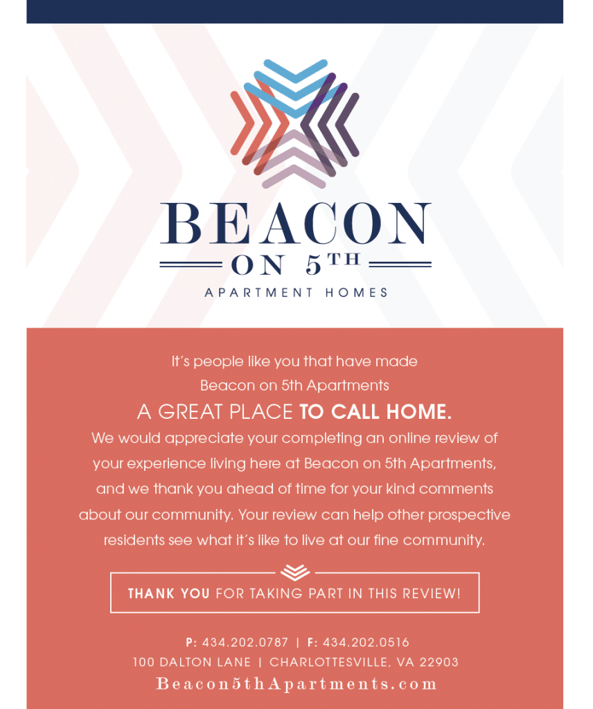Beacon on 5th Apartments 100 Dalton Lane Charlottesville, VA 22903